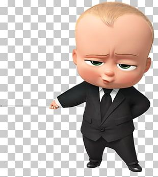 The Boss Baby Infant PNG