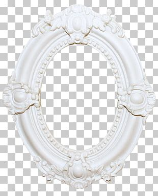 White Oval PNG