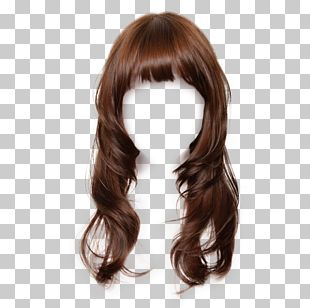 Hairstyle Wig Icon PNG