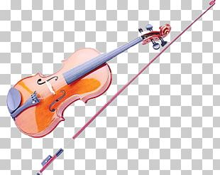 Violin Musical Instrument Bow String PNG