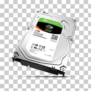 Hard Drives Seagate Technology Hybrid Drive Serial ATA Terabyte PNG