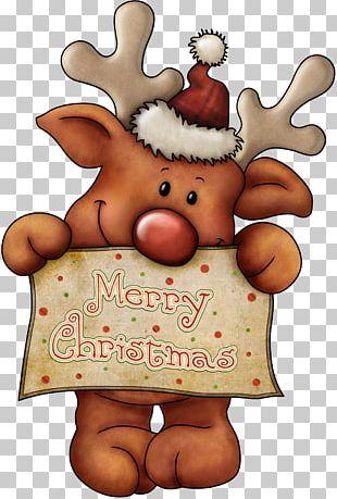Reindeer Christmas Ornament Drawing Christmas Tree PNG