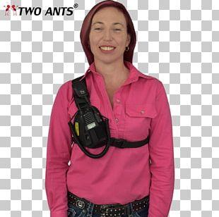 Sleeve Shoulder Pink M Mobile Phones PNG
