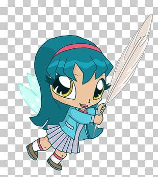 Fairy Alfea Pixie Miele PNG