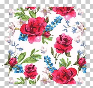 Printed T-shirt Flower Top PNG