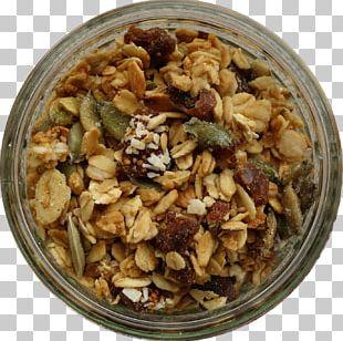 Muesli Breakfast Cereal Granola Recipe PNG