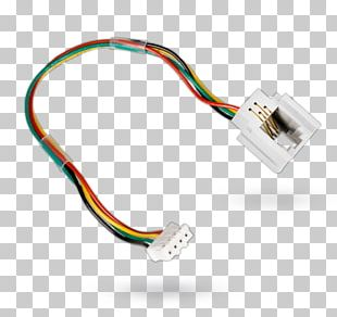 Network Cables Electrical Connector Product Design Line PNG