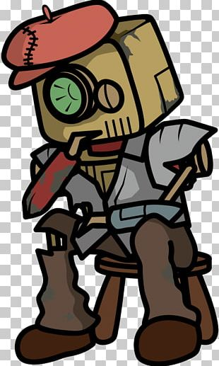 Character Robot Illustration Steampunk Science Fiction PNG