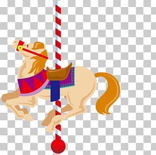 Carousel Drawing PNG
