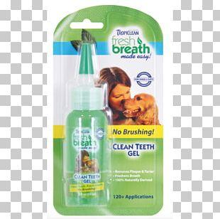 Dog Cat Tooth Brushing Gel PNG