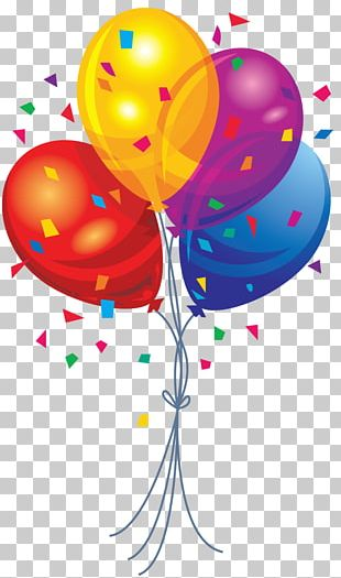Balloon Free Content Birthday PNG