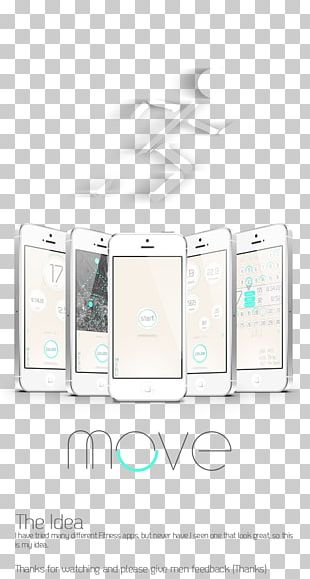 Smartphone Product Design Portable Media Player PNG