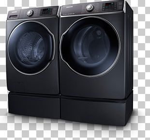 Clothes Dryer Home Appliance Washing Machines Laundry Major Appliance PNG