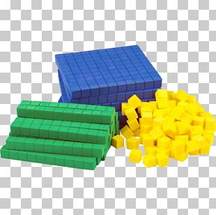 Radix Decimal Base Ten Blocks Set Number PNG