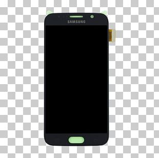 Samsung Galaxy S6 Touchscreen Liquid-crystal Display Display Device Computer Monitors PNG