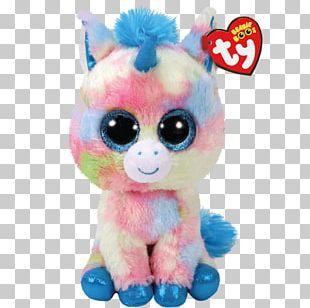 Ty Inc. Beanie Babies Stuffed Animals & Cuddly Toys Unicorn PNG