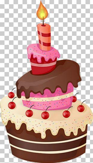 Birthday Cake Cupcake Frosting & Icing Sugar Cake PNG