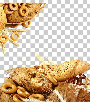 Bakery Muffin Bread Baking PNG