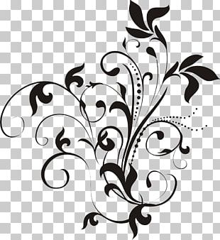 Design Ornament Drawing Flower PNG