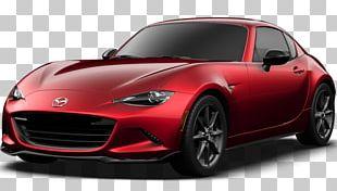 2018 Mazda MX-5 Miata RF Grand Touring Car Mazda North American Operations 155 Ch PNG