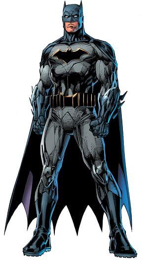 Batman Superman Nightwing DC Rebirth Batsuit PNG