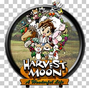 Harvest Moon Back To Nature PNG Images, Harvest Moon Back To