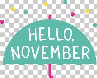 November Calendar Stock Photography PNG