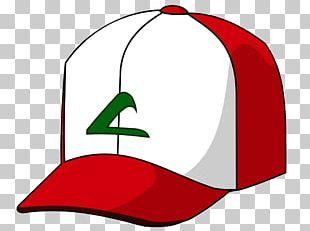 Ash Ketchum Hat Cap PNG