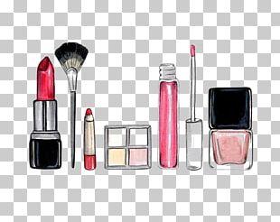 Cosmetics Drawing Make-up Artist Makeup Brush Eye Shadow PNG