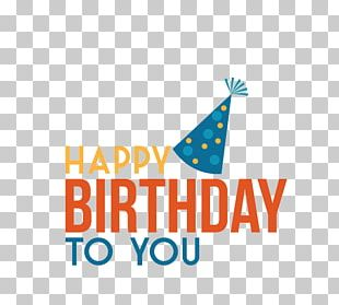 Happy Birthday To You Greeting Card Christmas PNG