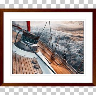 Sailboat Sailing Yacht PNG