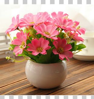 Artificial Flower Flowerpot Plastic Flower Bouquet PNG