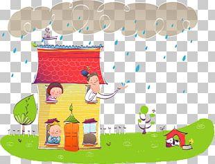 Child Cartoon Drawing Illustration PNG