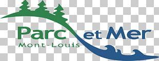 Parc & Mer Mont-Louis Camping Logo Saint-Maxime-du-Mont-Louis PNG
