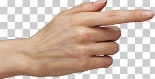 Finger Hand PNG