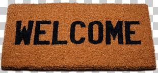Welcome Doormat PNG