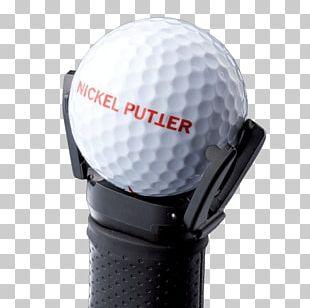 Golf Balls Putter Golf Ball Retriever Golf Equipment PNG