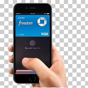 IPhone 6 Plus Apple Pay Mobile Payment PNG