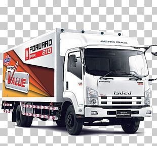 Isuzu Forward Isuzu Elf Car Isuzu Motors Ltd. PNG