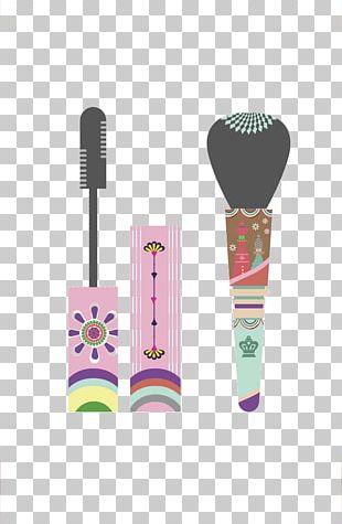Cosmetics Makeup Brush PNG
