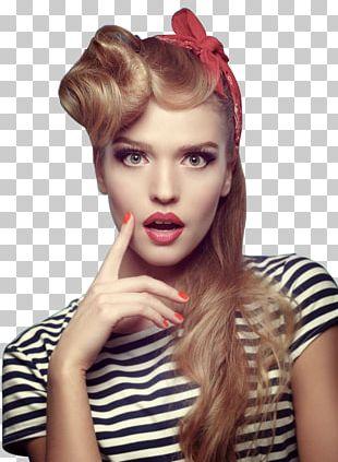 Model Woman PNG