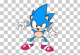 Sonic The Hedgehog Tails Sonic Chaos Film Original Video Animation PNG