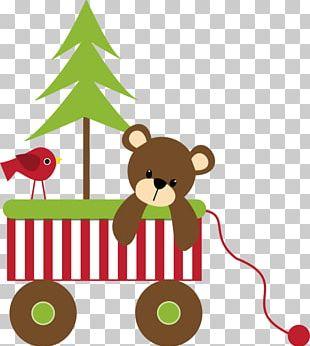 Christmas Tree Wedding Invitation Santa Claus Christmas Day PNG