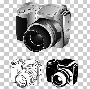 Digital SLR Mirrorless Interchangeable-lens Camera Digital Camera PNG