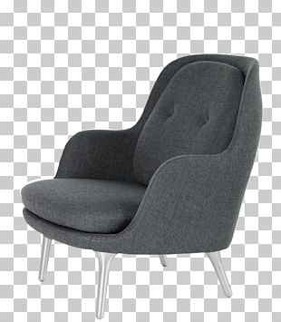 Egg Eames Lounge Chair Model 3107 Chair Wing Chair Fritz Hansen PNG