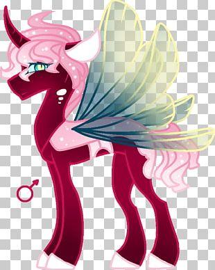 Cartoon Pink M Legendary Creature Yonni Meyer PNG