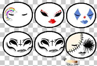 Emoticon Headgear Technology Line Font PNG