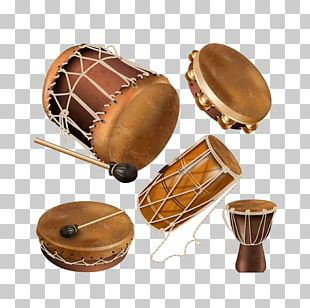 Musical Instrument Percussion Goblet Drum PNG