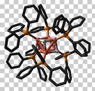 Stryker's Reagent Copper Hydride Triphenylphosphine PNG