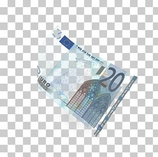 20 Euro Note Euro Banknotes PNG